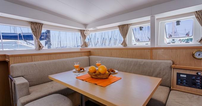 Lagoon Lagoon 400 S2 between personal and professional Split