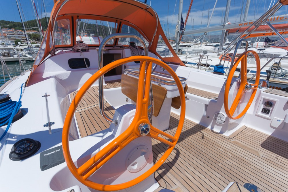 Rental Sailboat in Split - Elan Elan 45 impression