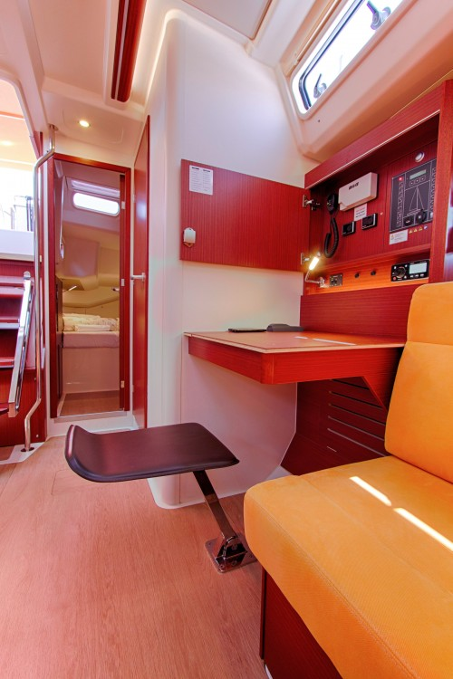 Rental yacht Split - Hanse Hanse 455 on SamBoat