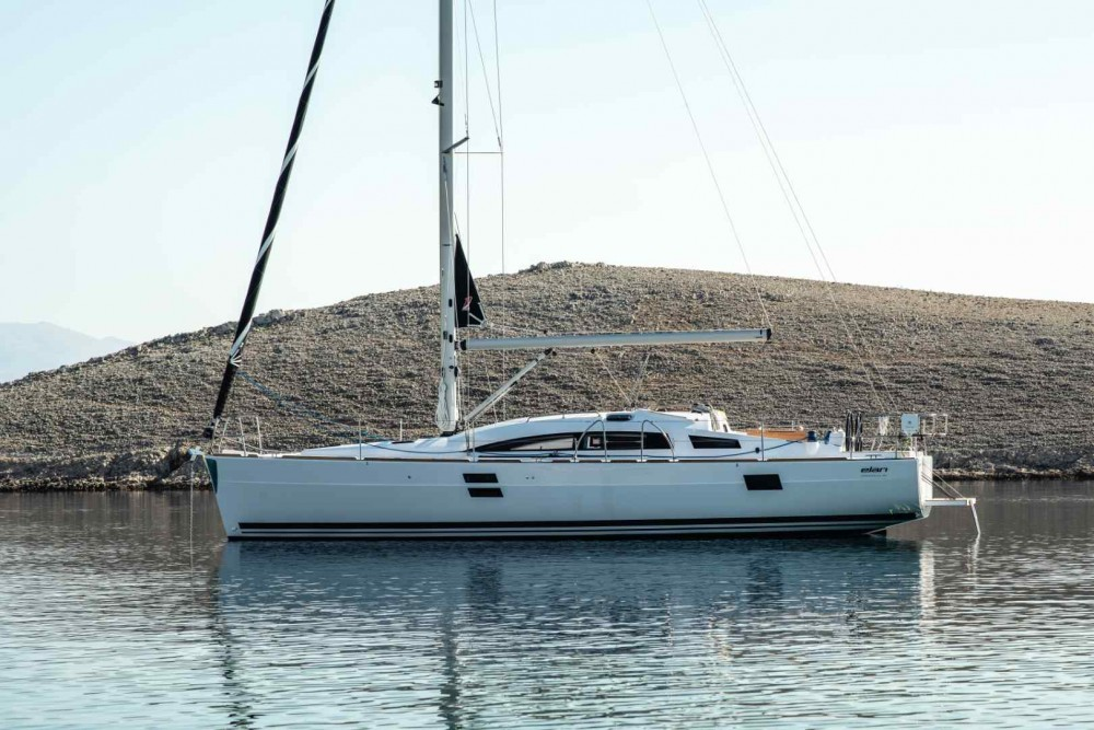 Boat rental Split cheap Elan 40.1 Impression