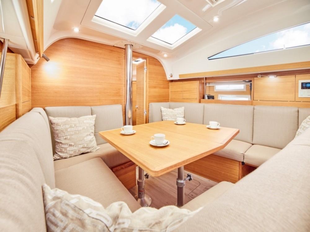 Rental Sailboat in Split - Elan Elan 40.1 Impression