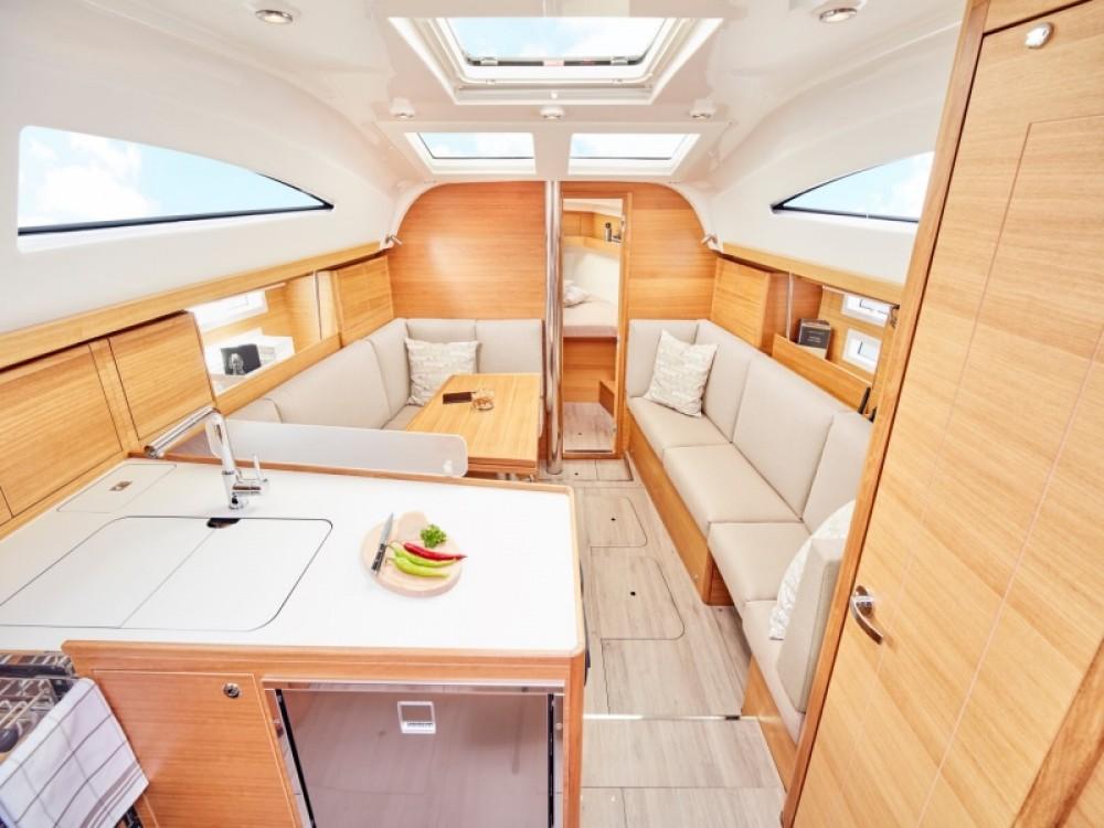 Boat rental Elan Elan 40.1 Impression in Split on Samboat