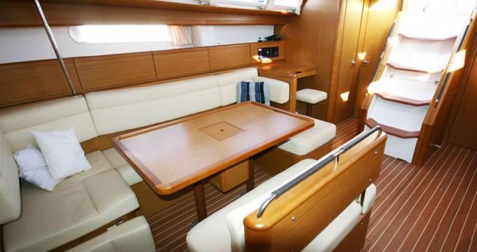 Rental Sailboat in Marina di Portisco - Jeanneau Sun Odyssey 49i