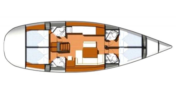 Boat rental Marina di Portisco cheap Sun Odyssey 49i