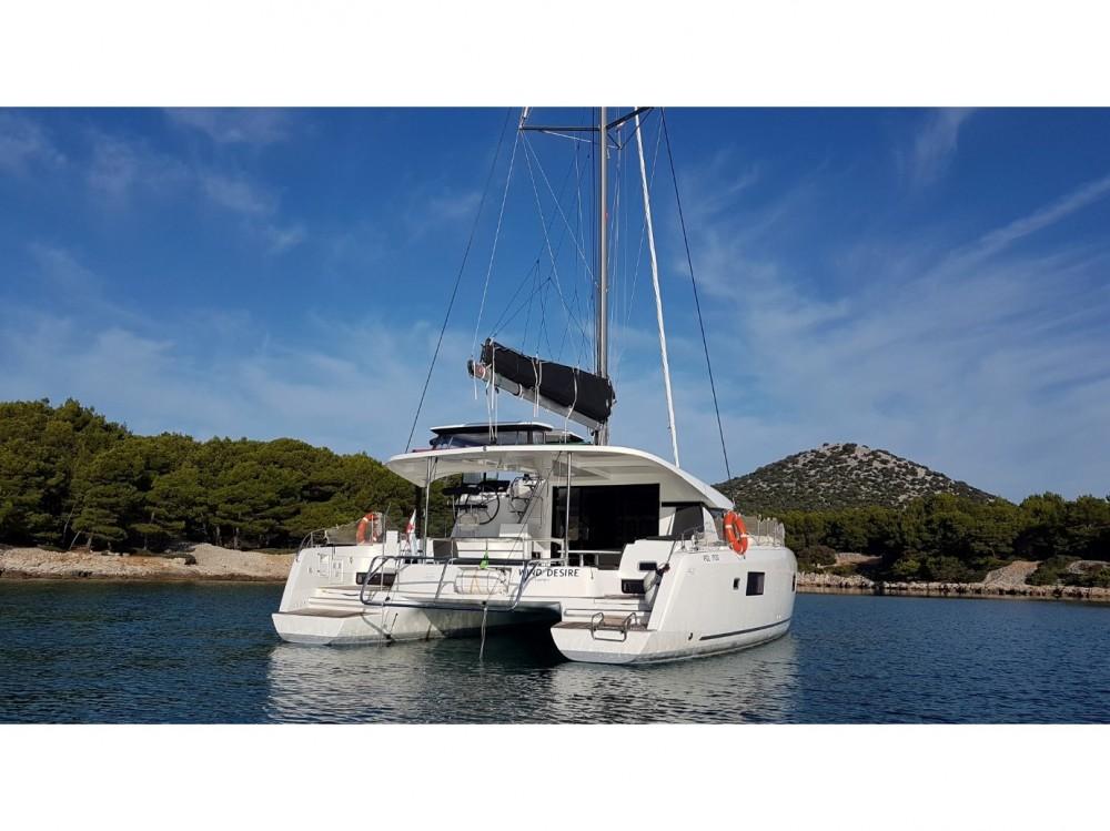 Boat rental Lagoon Lagoon 42 in Olbia on Samboat
