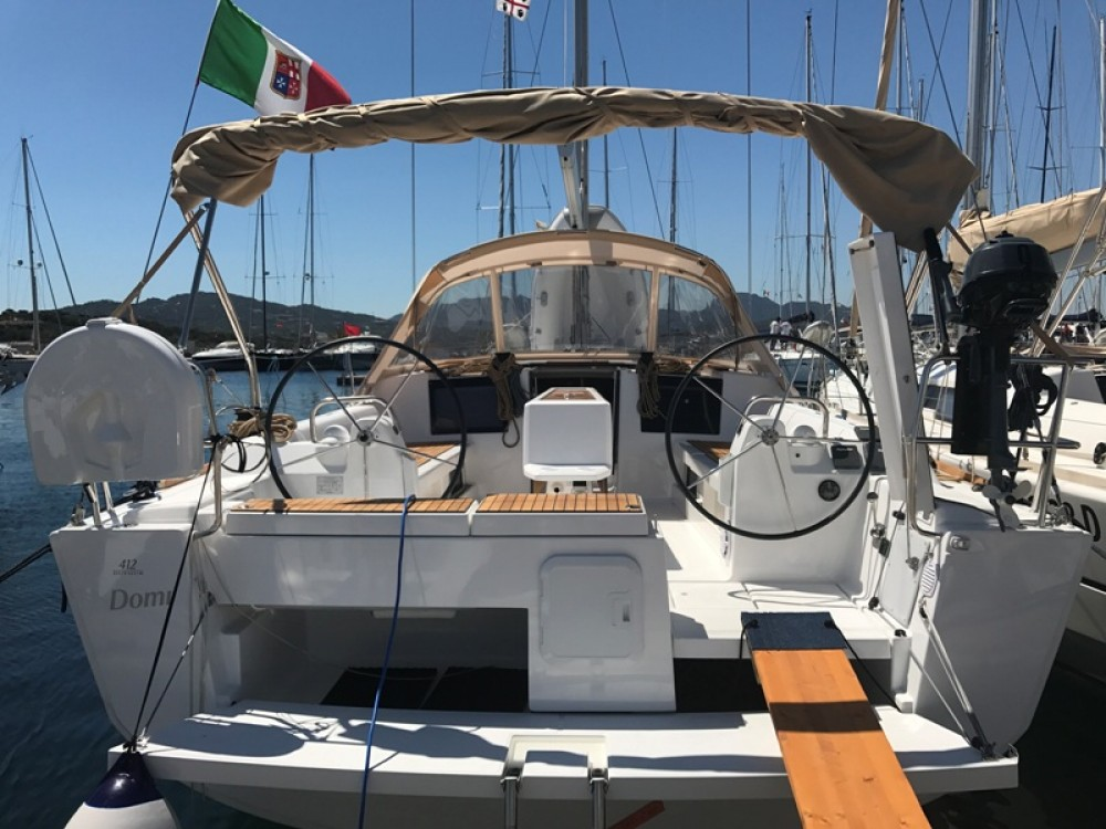 Dufour Dufour 412 GL between personal and professional Olbia