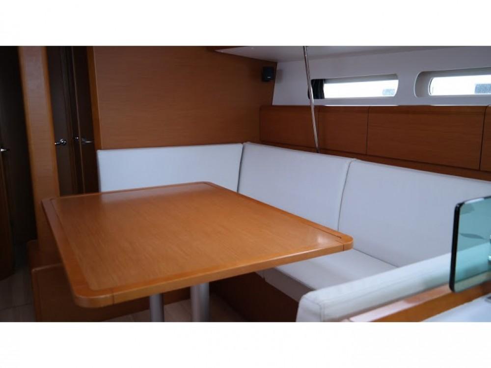 Rent a Jeanneau Sun Odyssey 449 Marina Gouvia