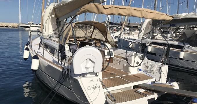 Rental yacht Marina di Portisco - Dufour Dufour 350 GL on SamBoat