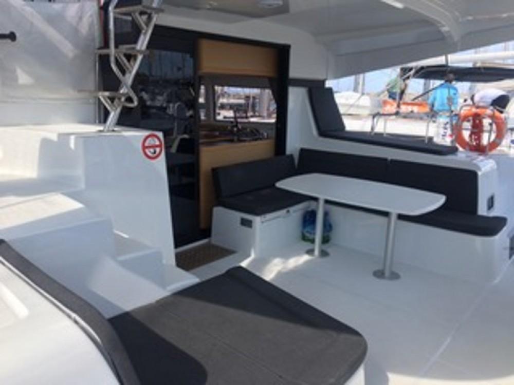Rental Catamaran in Marina di Portisco - Lagoon Lagoon 42