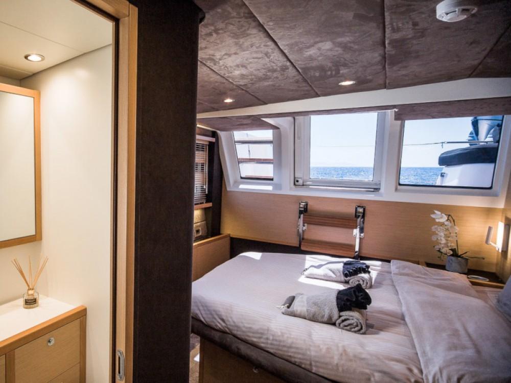 Rent a Lagoon Lagoon 62 - 4 cabin version Alimos Marina
