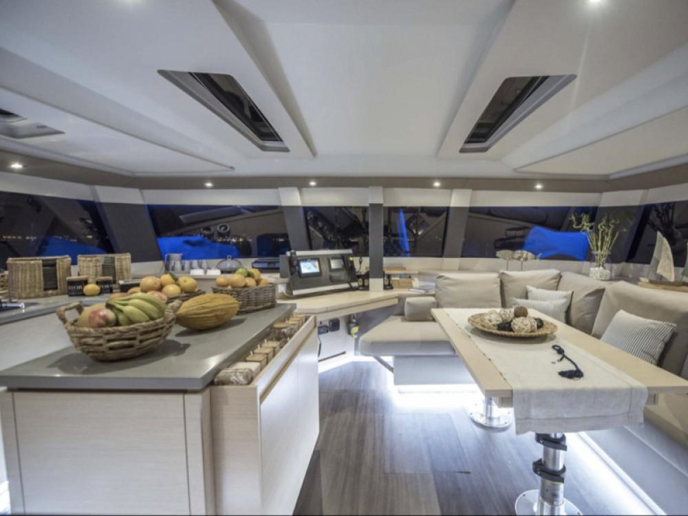 Boat rental Alimos Marina cheap Saba 50 -  5 cabin version