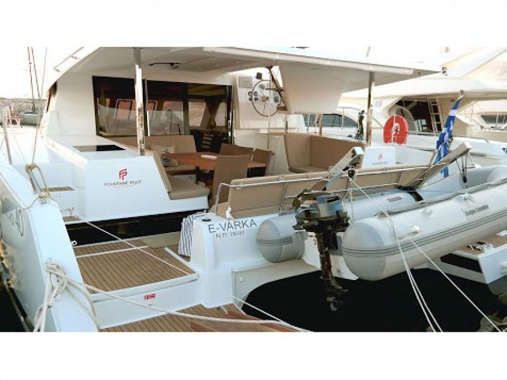 Boat rental Grèce cheap Lucia 40