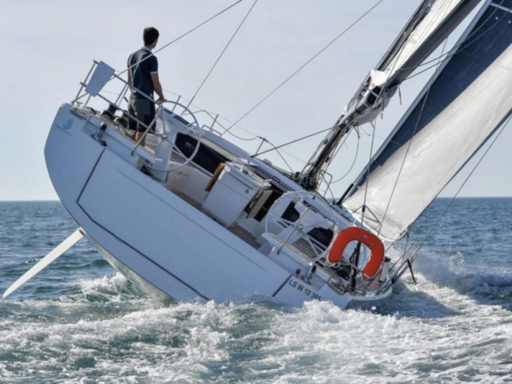 Boat rental Marina Gouvia cheap Oceanis 46.1 - 3 cabin version