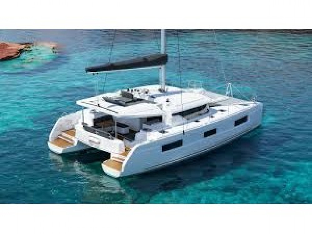 Catamaran for rent Olympic Marina at the best price