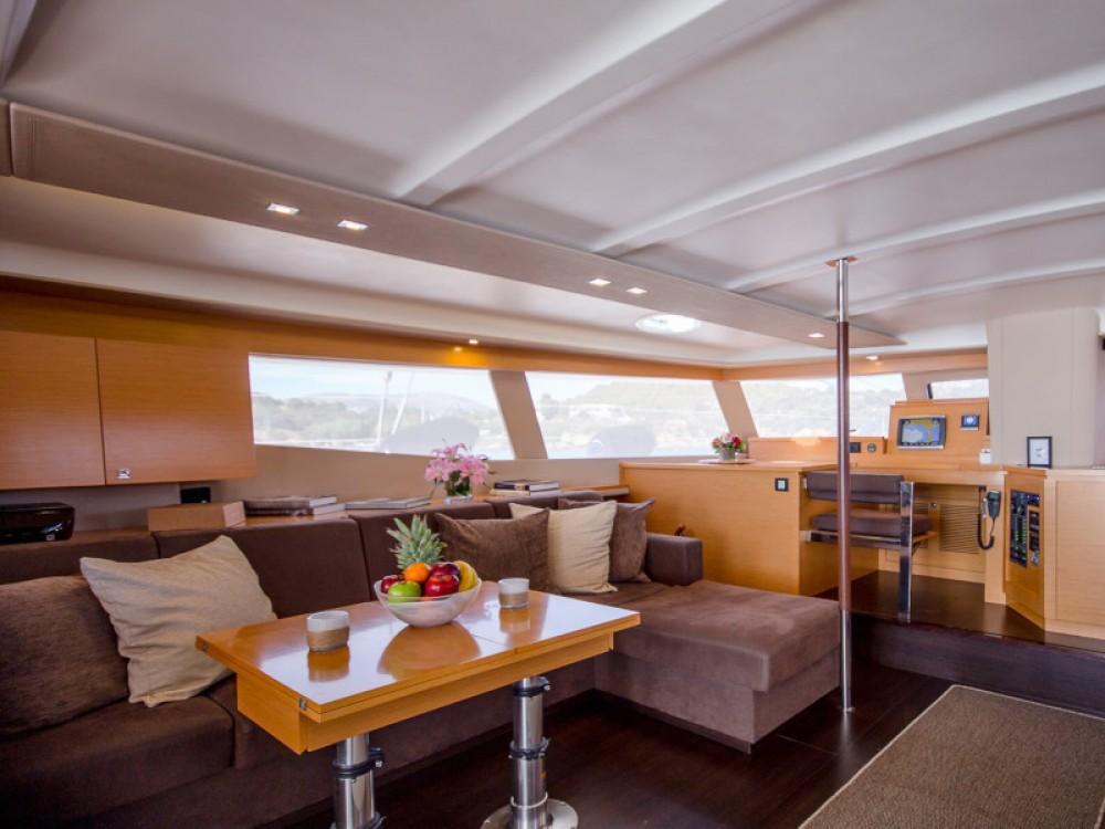 Boat rental Alimos Marina cheap Sanya 57 - 5 cabi version