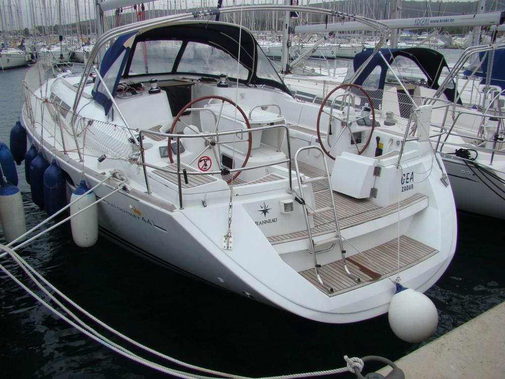 Rental Sailboat in Sukošan - Jeanneau Sun Odyssey 44i