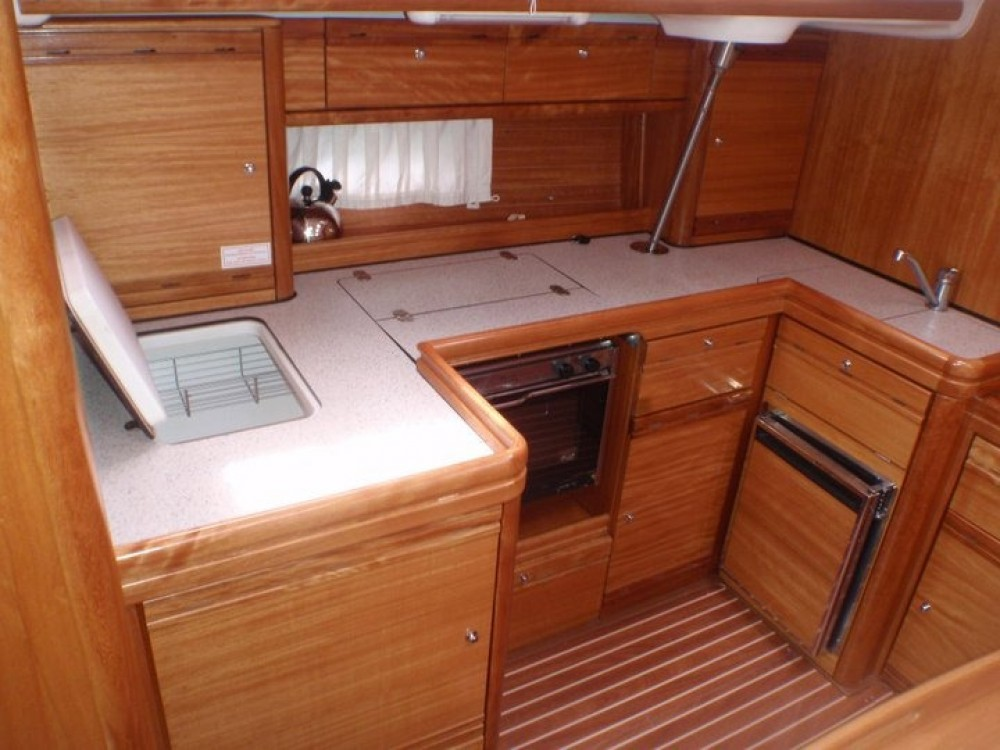 Sailboat for rent Grad Biograd na Moru at the best price