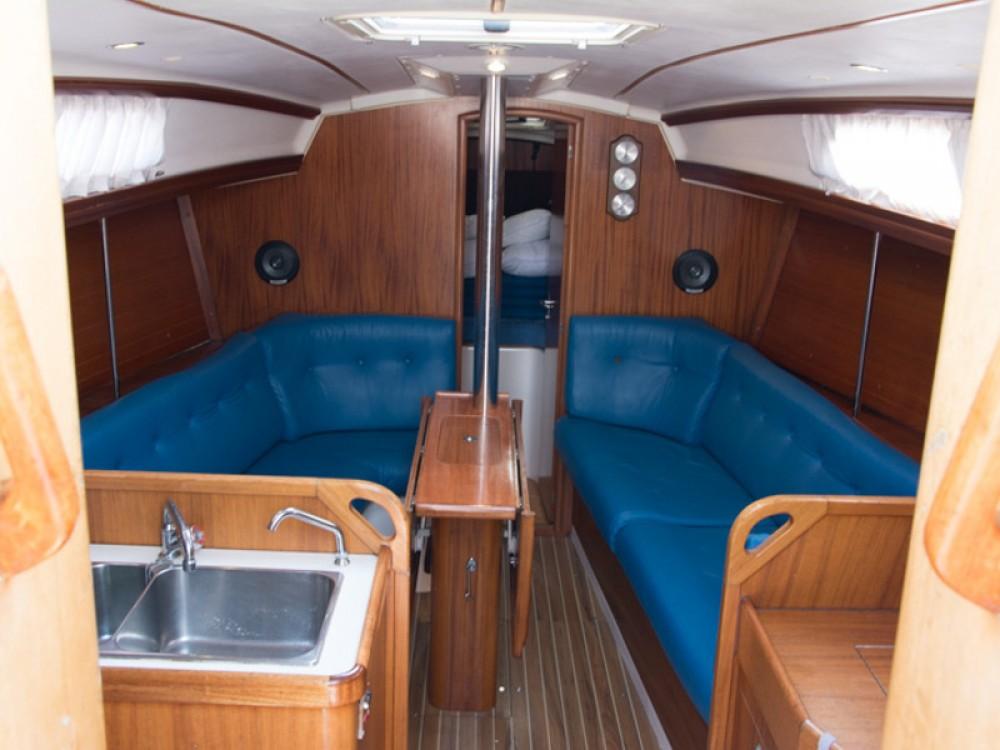 Boat rental Elan Elan 333 in  on Samboat