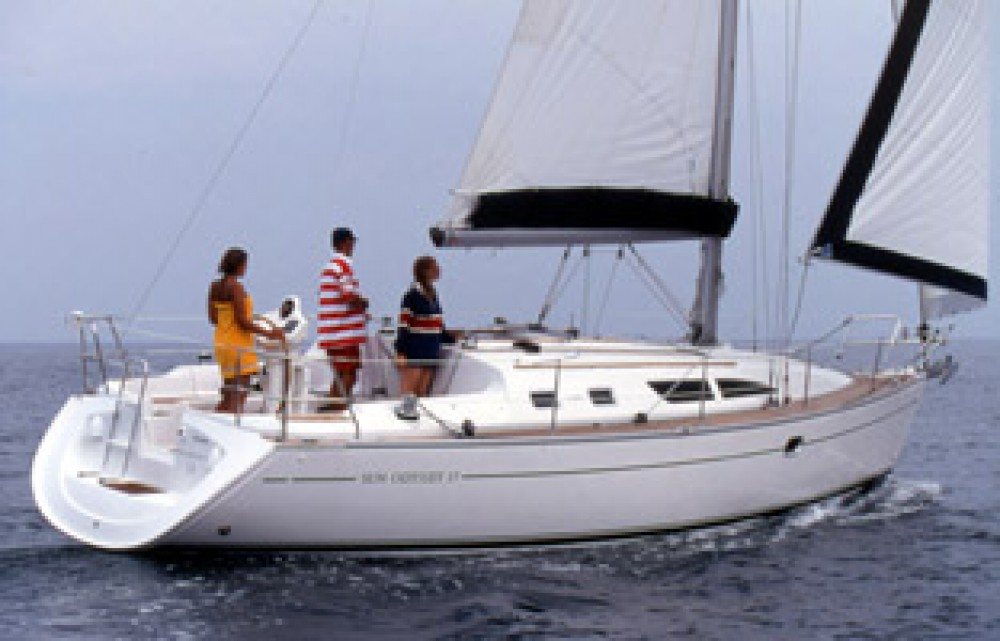 Hire Sailboat with or without skipper Jeanneau Grad Biograd na Moru