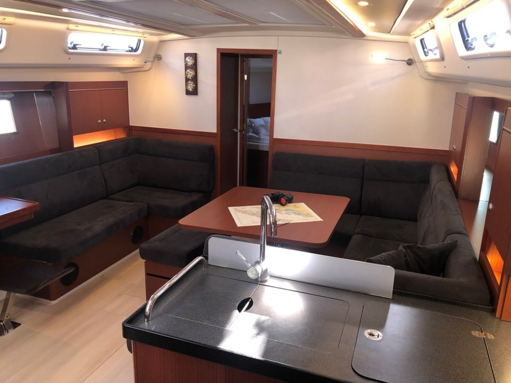 Boat rental Hanse Hanse 455 in Grad Biograd na Moru on Samboat
