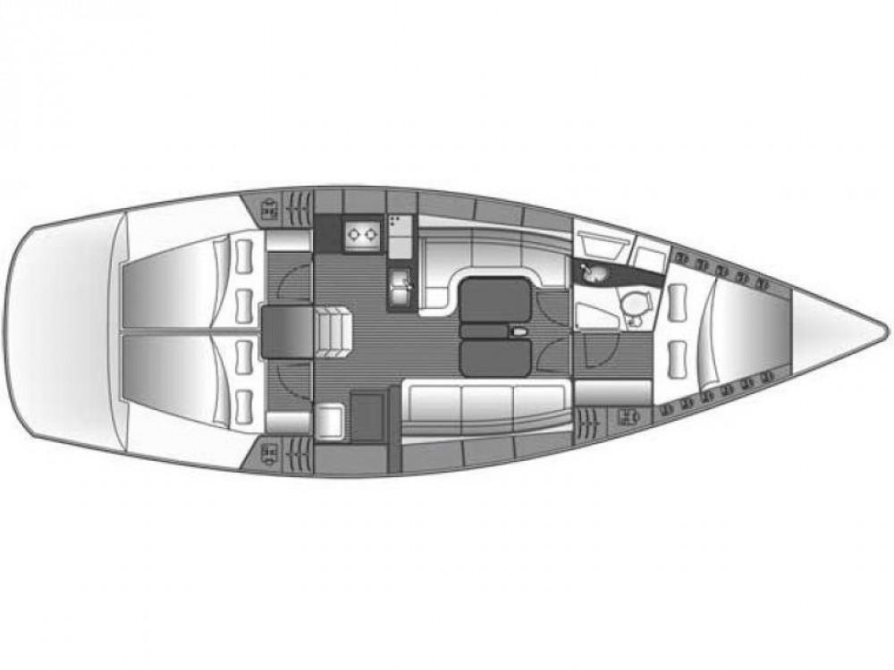 Rental yacht Grad Biograd na Moru - Bavaria Bavaria 38 Cruiser on SamBoat
