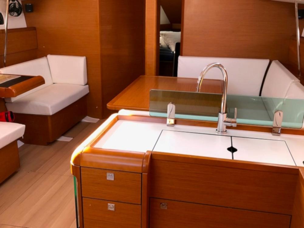 Boat rental Biograd na Moru cheap Sun Odyssey 449