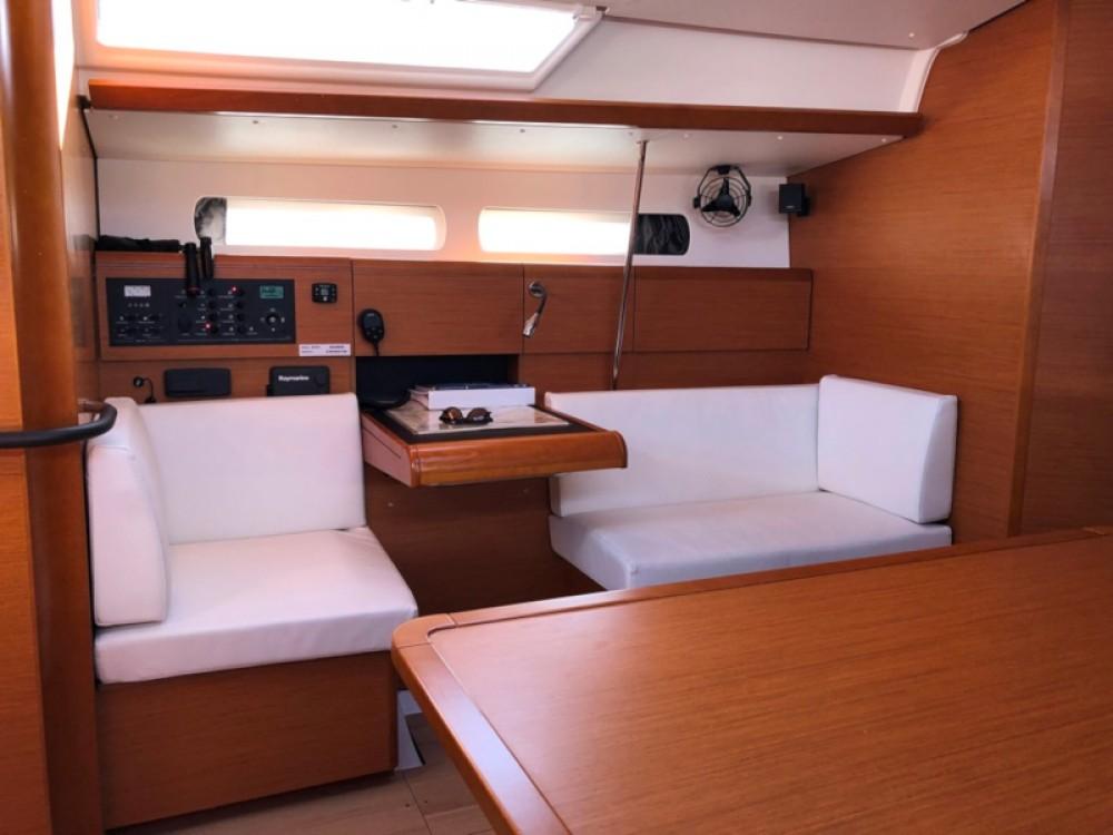 Rental Sailboat in Biograd na Moru - Jeanneau Sun Odyssey 449