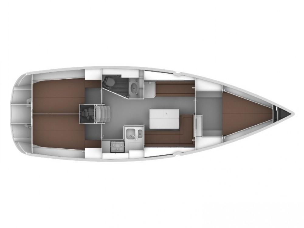 Rental yacht Sukošan - Bavaria Bavaria Cruiser 36  on SamBoat