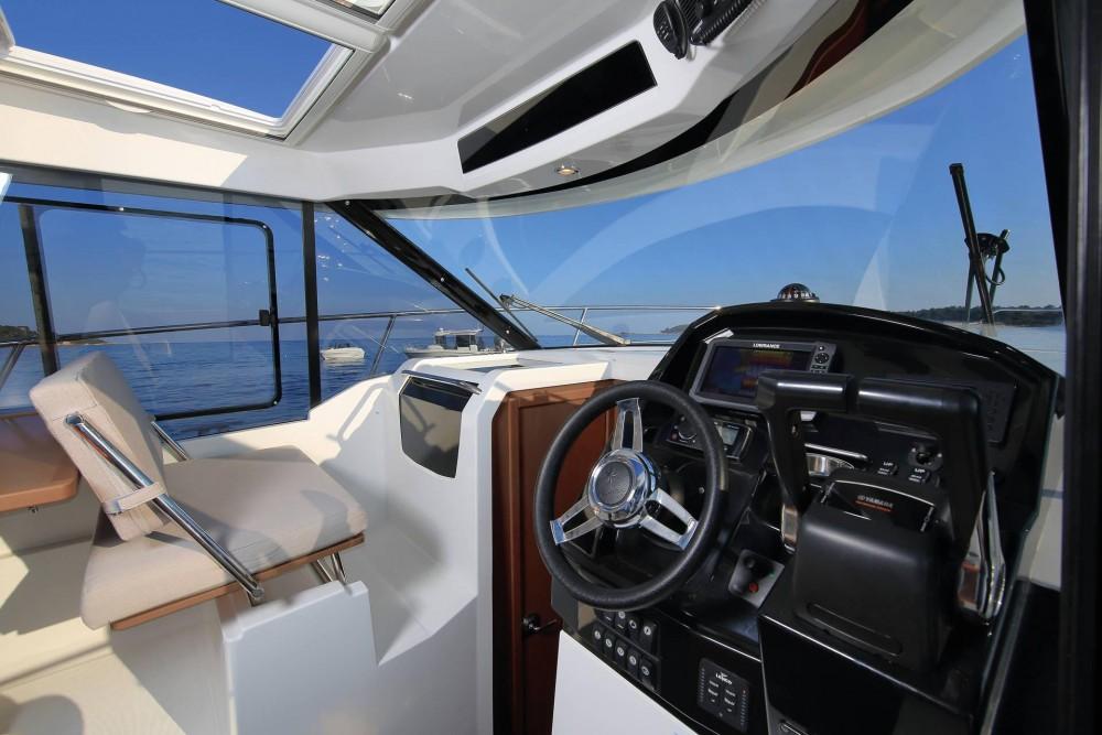 Boat rental Sukošan cheap Merry Fisher 895