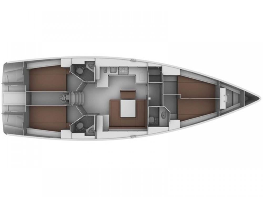 Rental Sailboat in Piombino - Bavaria Bavaria 45 Cruiser