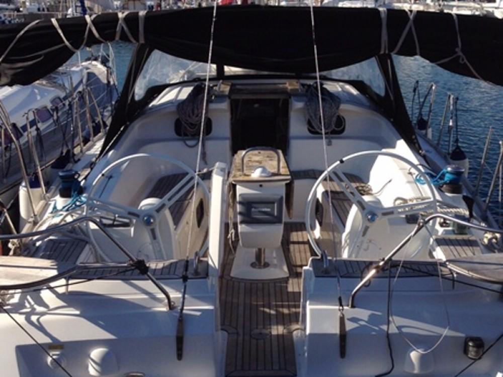 Boat rental Piombino cheap Elan 444 Impression