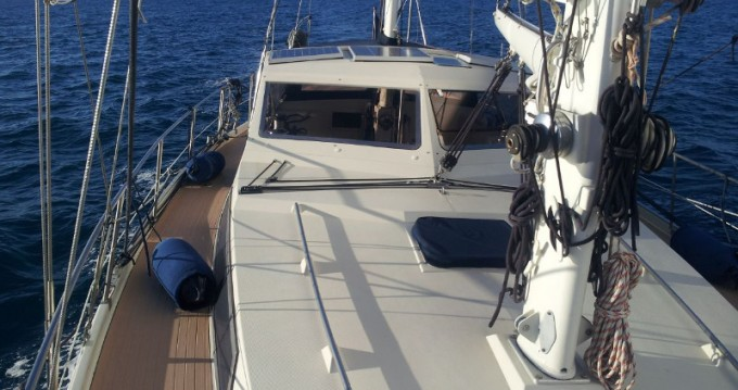 Hire Sailboat with or without skipper  Salivoli
