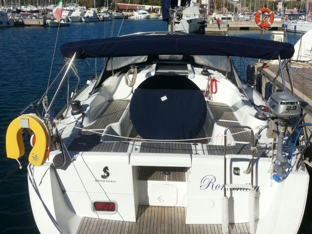 Boat rental  cheap Oceanis 37