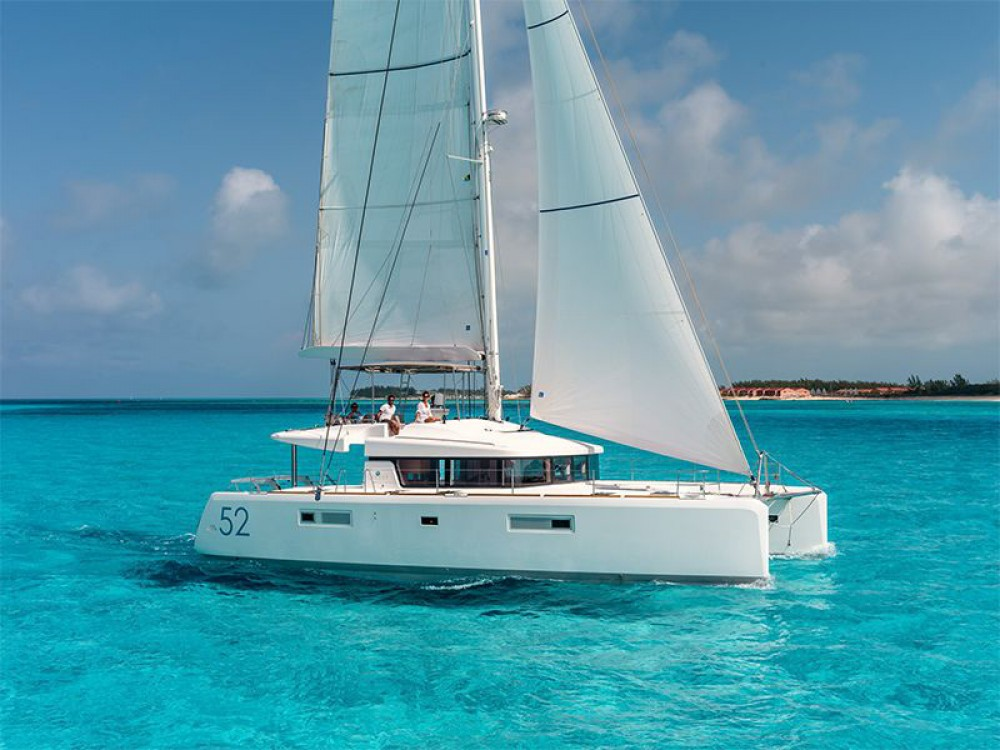Hire Catamaran with or without skipper Lagoon Marina Zadar