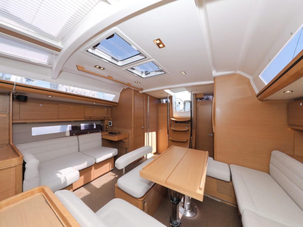Boat rental D-Marin Borik cheap Dufour 560
