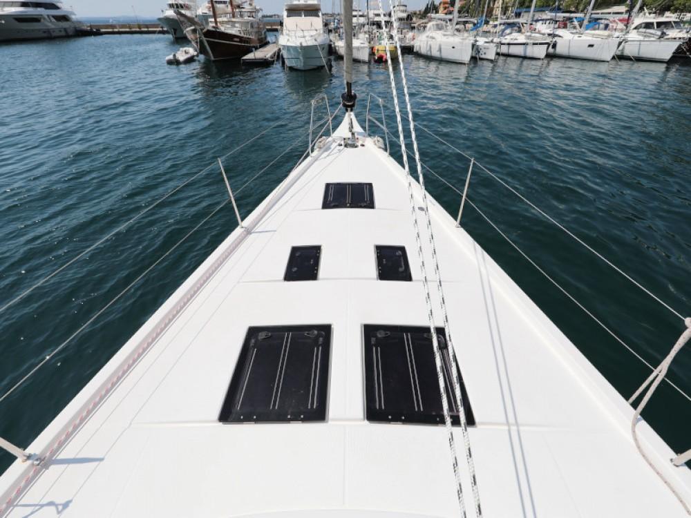 Rental yacht D-Marin Borik - Dufour Dufour 560 on SamBoat