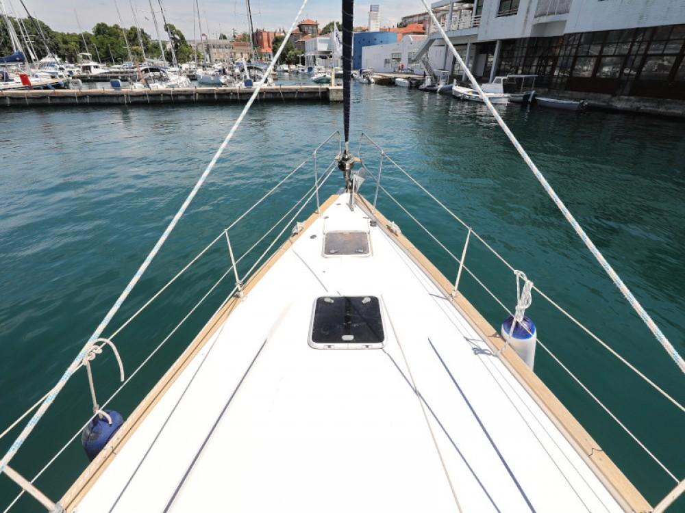 Bavaria Bavaria 44 between personal and professional Marina Zadar
