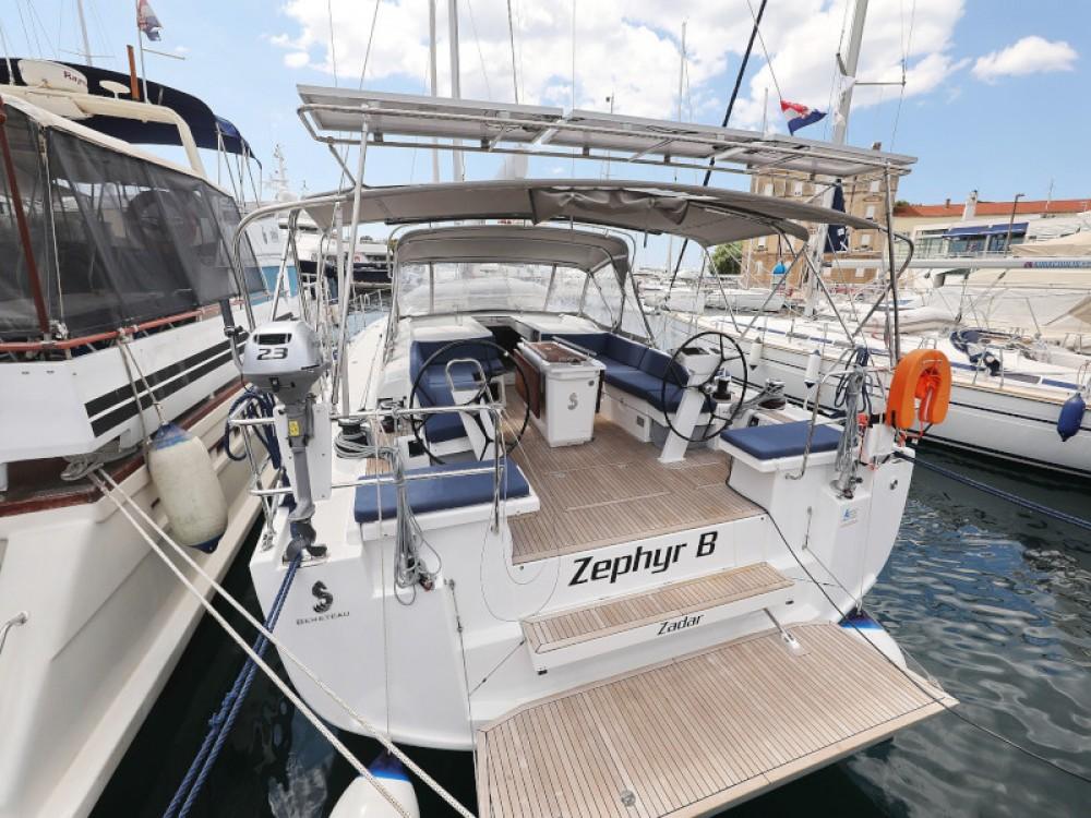 Bénéteau Oceanis 51.1 between personal and professional Zadar
