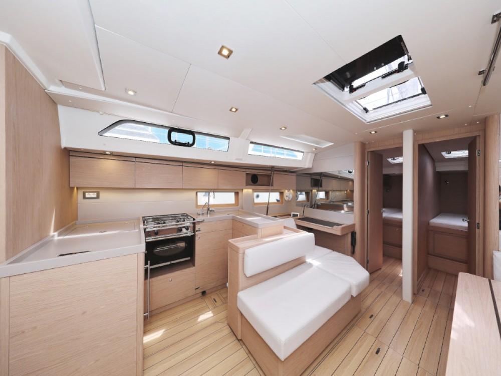 Boat rental Zadar cheap Oceanis 51.1