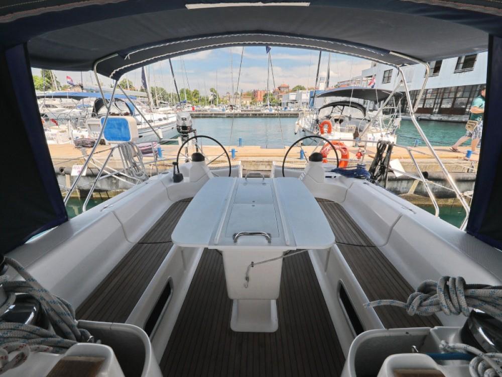 Rent a Bavaria Bavaria 50 Marina Zadar