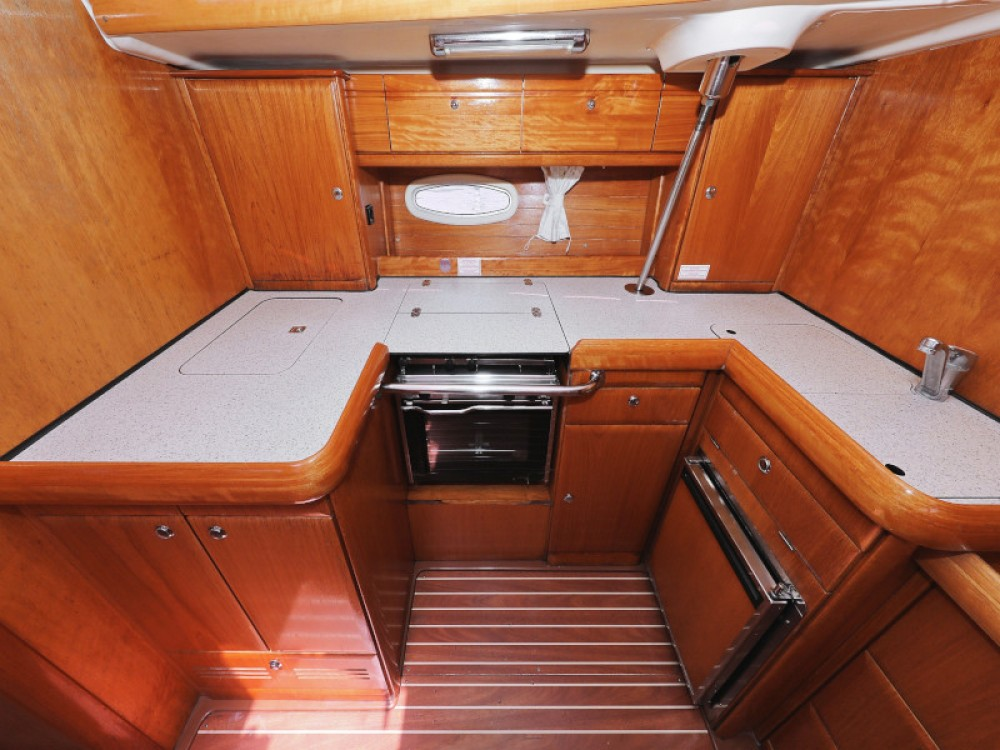Rental yacht Zadar - Bavaria Bavaria 46 Cruiser on SamBoat