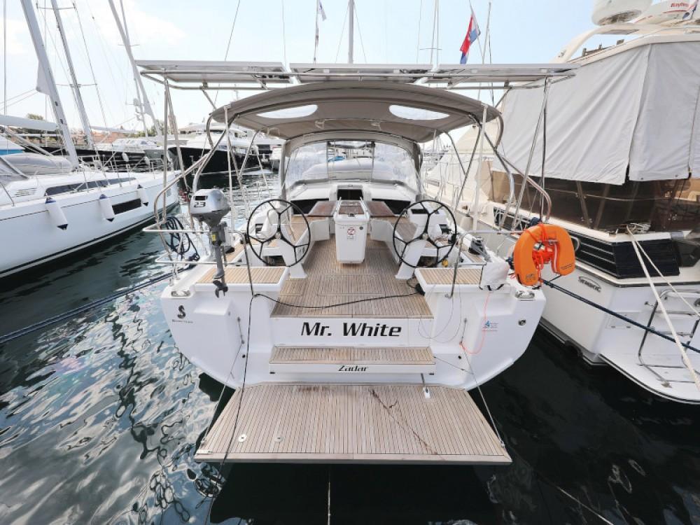 Rental Sailboat in Marina Zadar - Bénéteau Oceanis 46.1