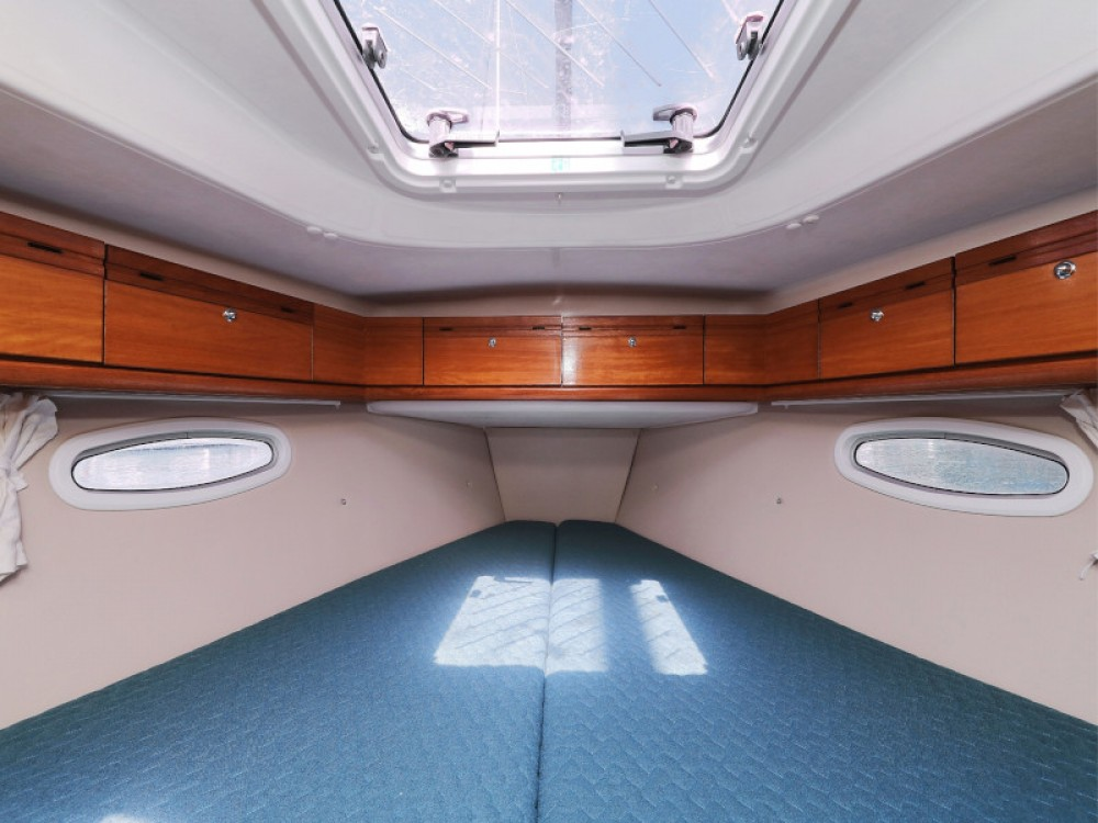 Sailboat for rent Zadar at the best price
