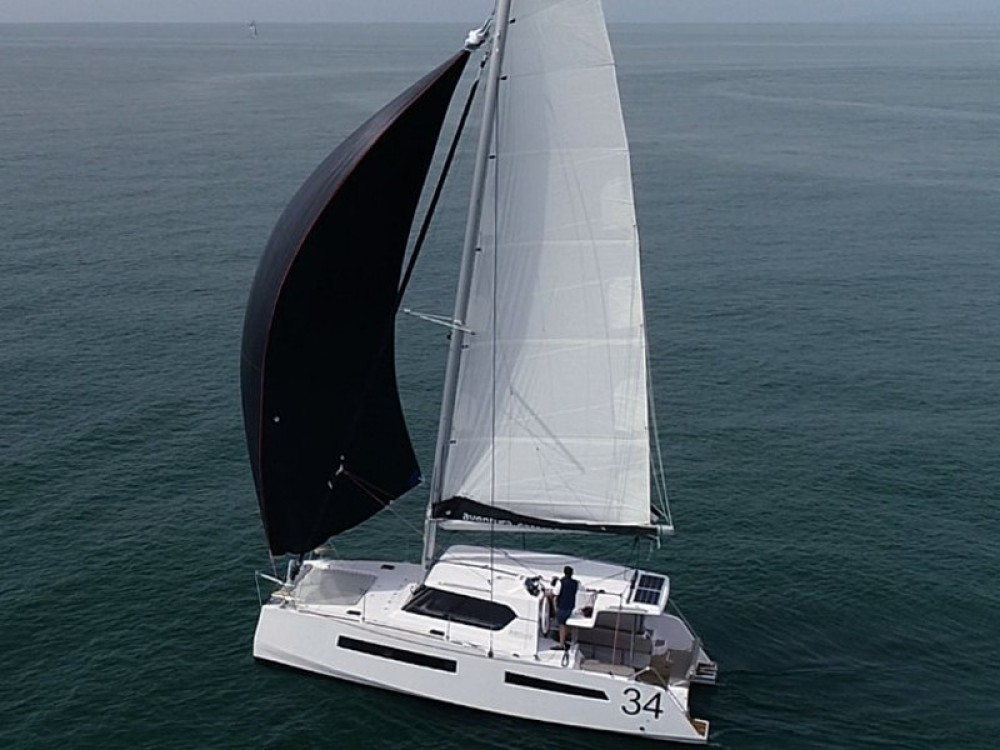 Catamaran for rent Marina Zadar at the best price