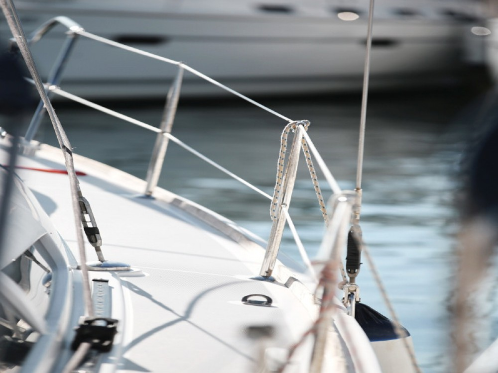 Boat rental Jeanneau Sun Odyssey 39i in Marina Zadar on Samboat