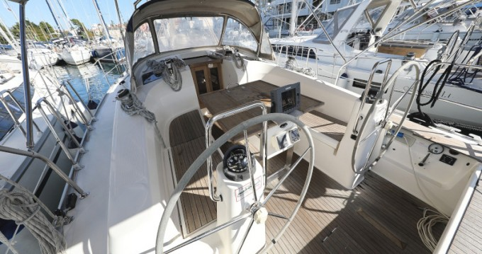 Rental Sailboat in Zadar - Bavaria Cruiser 40