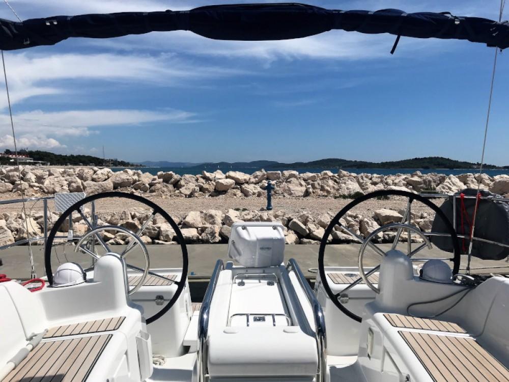 Boat rental ACI marina Vodice cheap Sun Odyssey 419