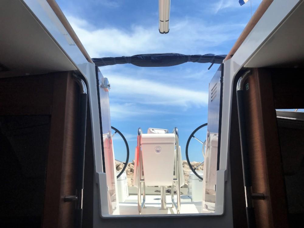 Rental Sailboat in ACI marina Vodice - Jeanneau Sun Odyssey 419