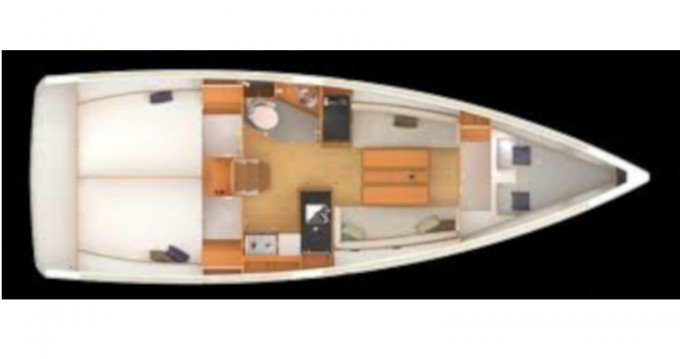 Boat rental Drage cheap Sun Odyssey 349