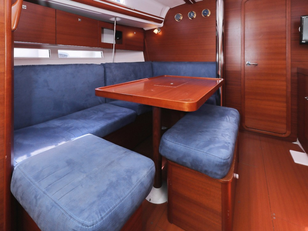 Sailboat for rent Marina Zadar at the best price